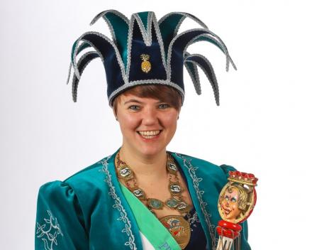 Prinses Ananas I 2020 (Katrien Van Moerzeke)