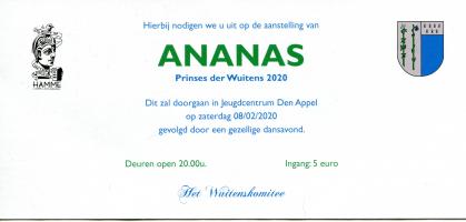 Prinses ANANAS I