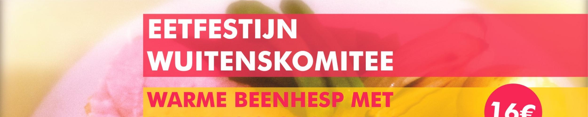 Eetfestijn Wuitenskomitee 2018