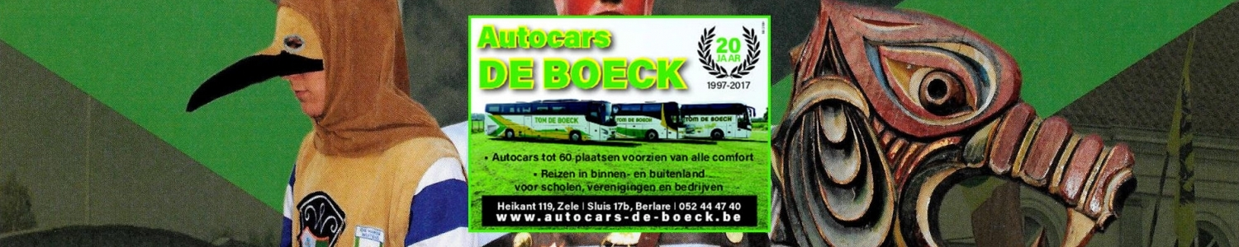 Autocars Tom De Boeck