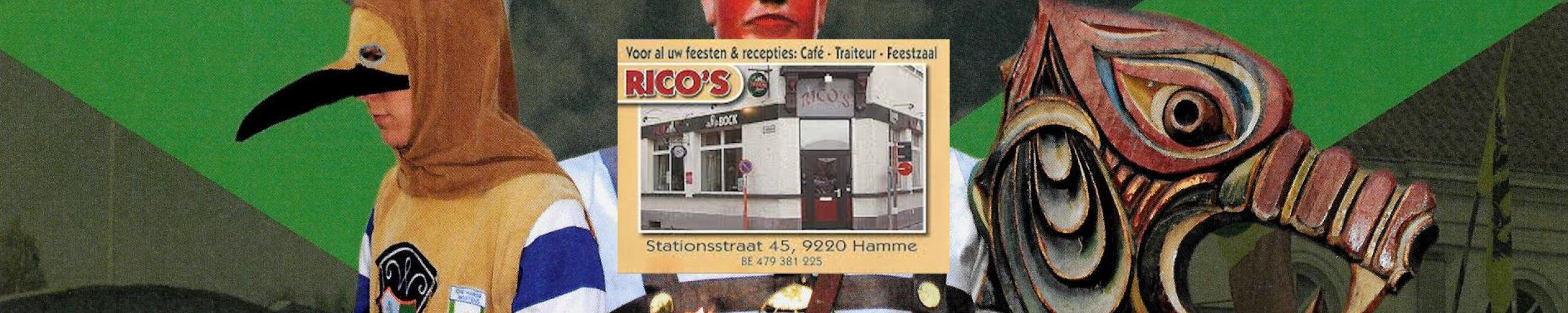 [Cafe Rico's