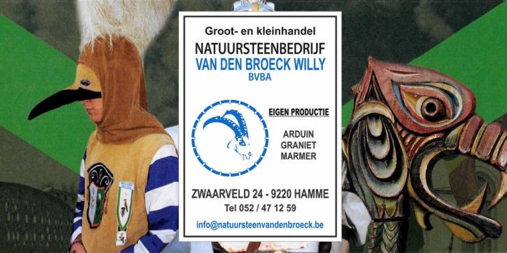 Natuursteenbedrijf  Van Den Broeck
